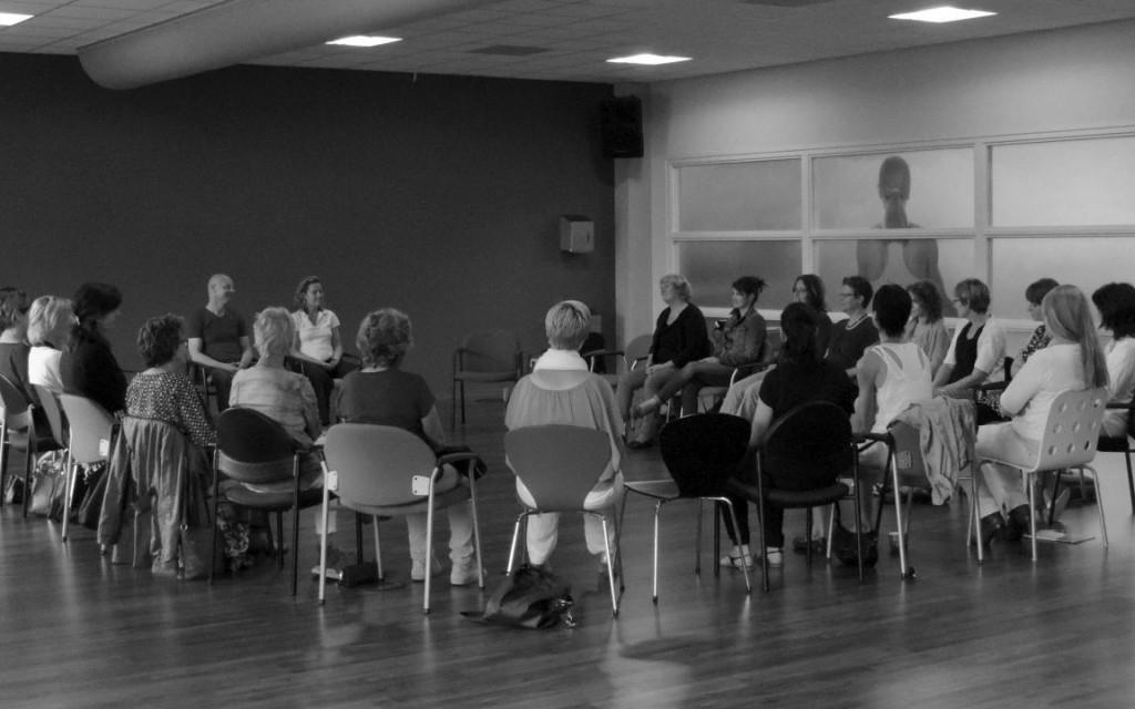 7 Mindfulness training grote groep